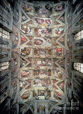 Sistine Art Prints