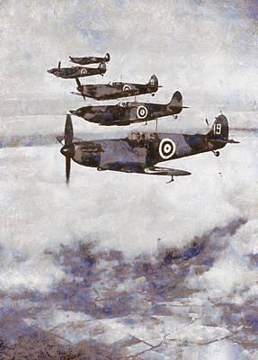 Designs Similar to Spitfires