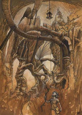 Cavern Drawings
