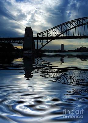 Sydney Harbour Bridge Art