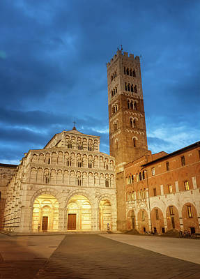 Designs Similar to Cathedral Lucca Italy