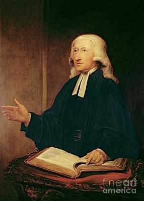 Designs Similar to Portrait Of John Wesley