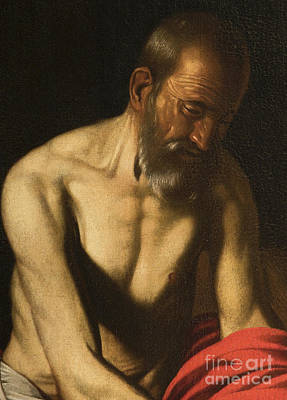 Designs Similar to Saint Jerome, Detail