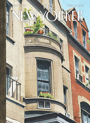 Designs Similar to Balcony Scene by Harry Bliss