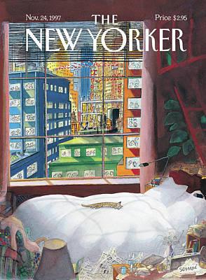 Window Cover Prints