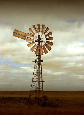 Windmills - Wall Art