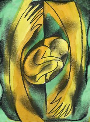 Fertility Paintings Original Artwork