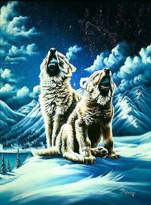 Lori Salisbury: Night Sky Art