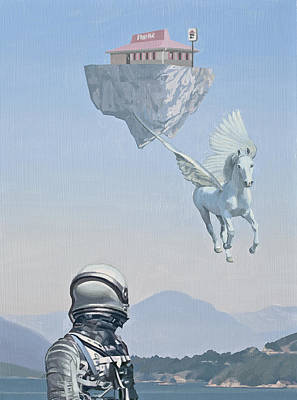 Pegasus Paintings