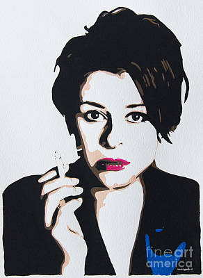 Lisa Stansfield Mixed Media