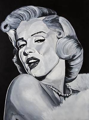 Norma Jean Paintings Original Artwork