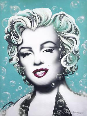 Designs Similar to Marilyn Monroe Turquoise