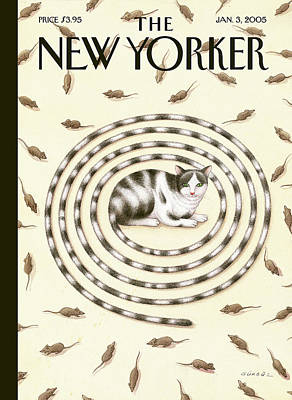 Designs Similar to New Yorker January 3rd, 2005