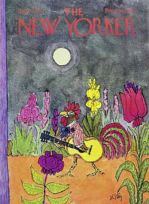 Designs Similar to New Yorker July 29th 1972