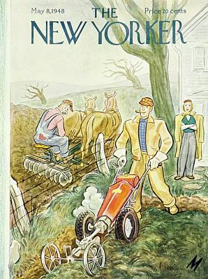 Designs Similar to New Yorker May 8, 1948