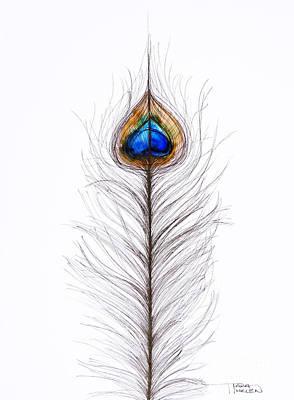 Designs Similar to Peacock Abstract by Tara Thelen