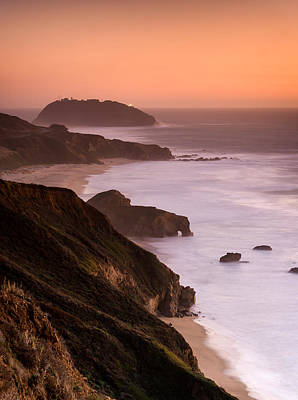 Pacific Coast Highway Lighthouses Prints