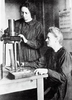 Designs Similar to Portrait Of Marie & Irene Curie