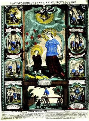 Designs Similar to Saint Cyricus And Julitta
