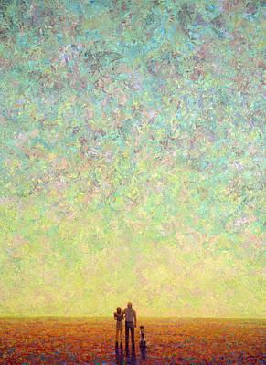 Deep Space Paintings