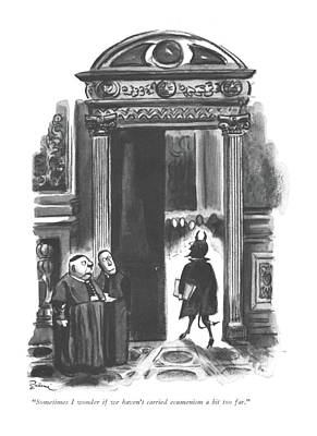 Ecumenical Drawings