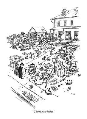 Garage Drawings