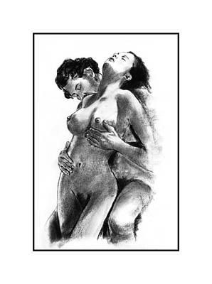 Alfred George Stevens Drawings