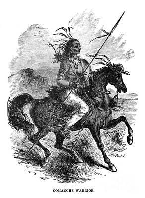 Designs Similar to Comanche Warrior, 1879