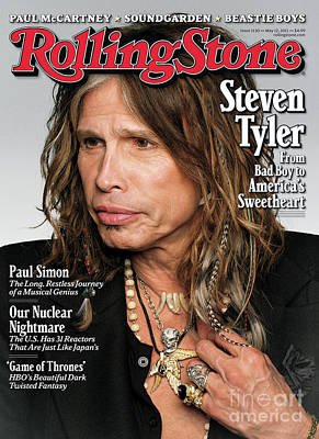 Steven Tyler Photographs
