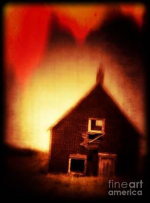 Haunted Shack Photographs