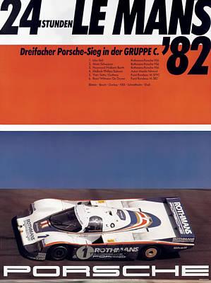 Designs Similar to 1982 24hr Le Mans
