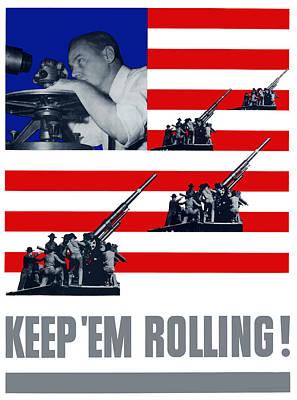 Designs Similar to Artillery -- Keep 'em Rolling