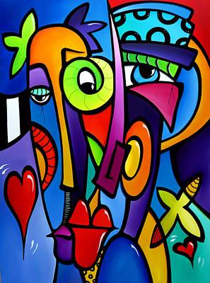 Tom Fedro Art