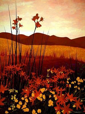 Daylily Art Prints