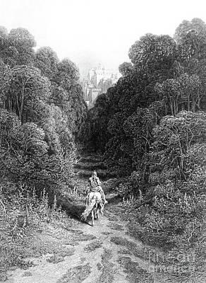 Lone Tree Drawings Prints