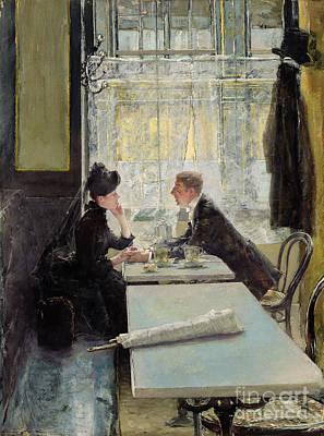 European Cafes Prints