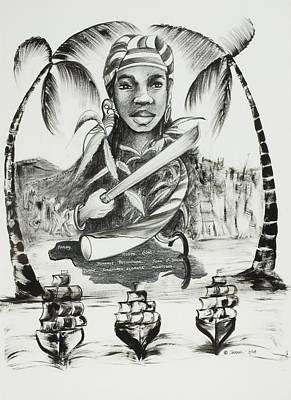 Maroon Drawings
