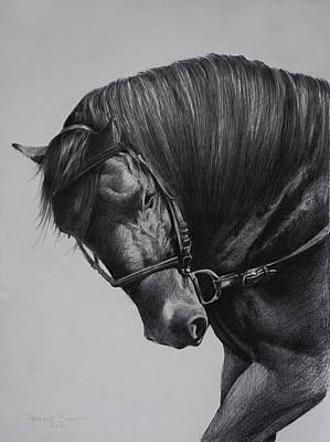 Pleasure Horse Art Prints