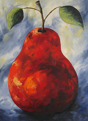 Designs Similar to Really Big Red Pear