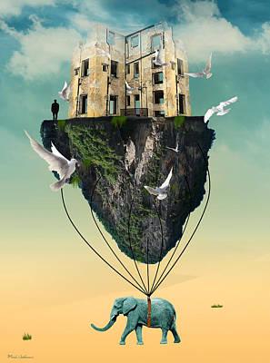 Designs Similar to The Elephant  by Mark Ashkenazi