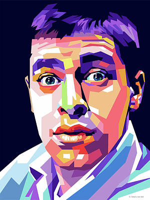 Designs Similar to Jerry Lewis 1 by Stars on Art