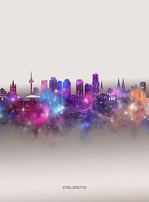 Designs Similar to Cologne Skyline Galaxy