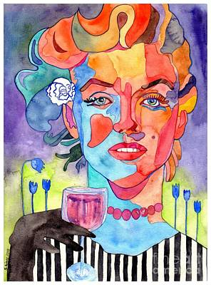 Designs Similar to Crying Marilyn by Suzann Sines