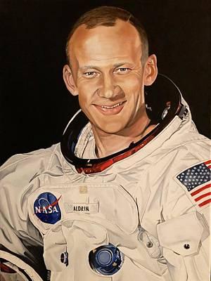 Apollo Space Program Original Artwork