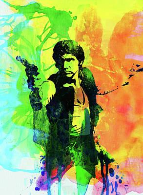 Designs Similar to Legendary Han Solo Watercolor