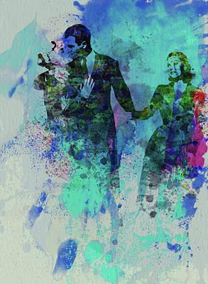 Suspense Digital Art