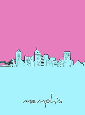 Designs Similar to Memphis Skyline Minimal