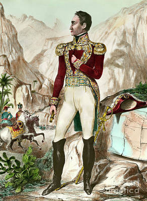 Designs Similar to Simon Bolivar 1783-1830
