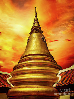 Designs Similar to Thai Temple Sunset