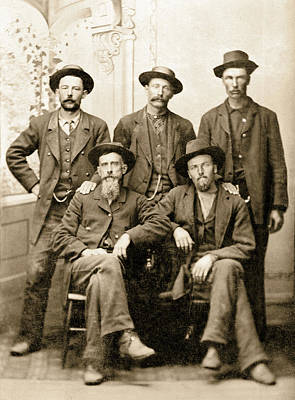 Designs Similar to Tough Men Of Old West 4